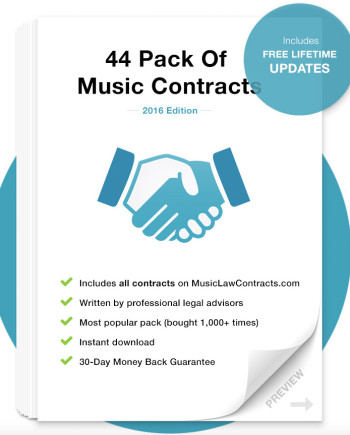 44 Contracts - Most Popular pack